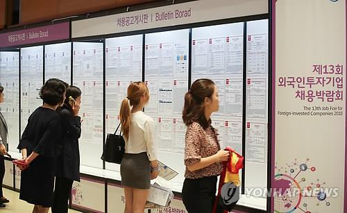 S. Korea's jobless rate rises in Oct., dismal job conditions continue