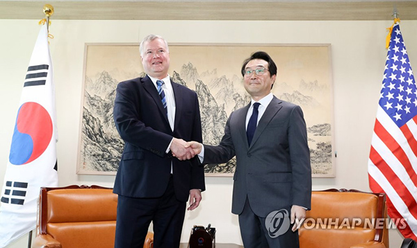 ROK, U.S. to launch a working-level work for N.K. denuclearization program