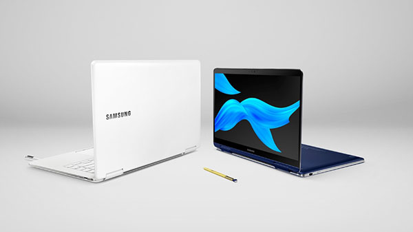 Samsung launches upgraded laptop with improved stylus