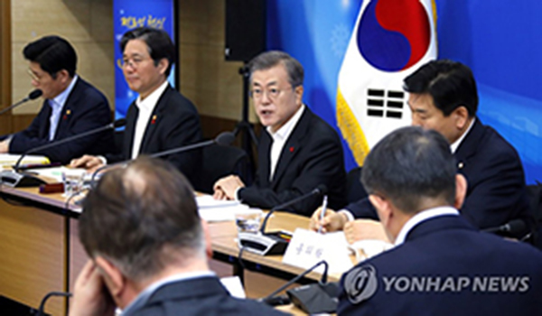 Moon calls for complete overhaul of manufacturing industry