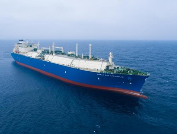 Daewoo Shipbuilding wins another LNG ship order