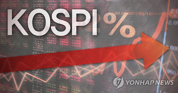 Seoul shares rise on institutional buying