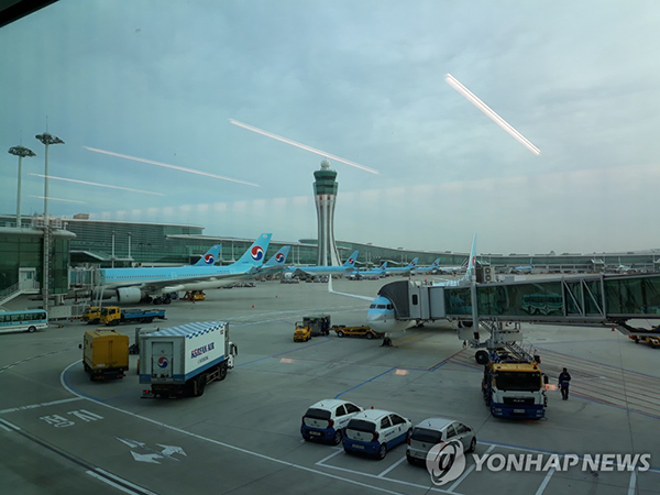 Incheon Airport to invest 4.2 tln won in expansion, upgrades by 2023