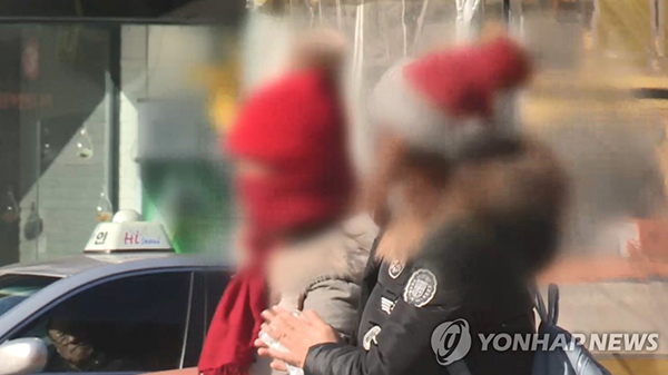 Sales of cold weather products surge in S. Korea