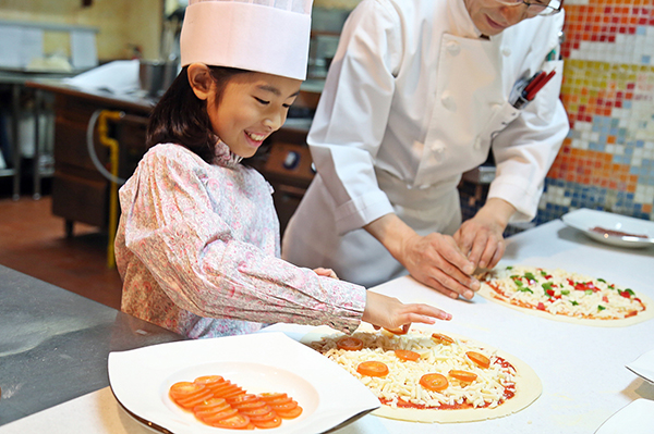 Room package with Cooking class for kids  at Millennium Seoul Hilton