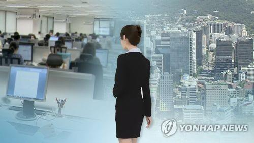 Glass ceiling high in S. Korean C-suite: data