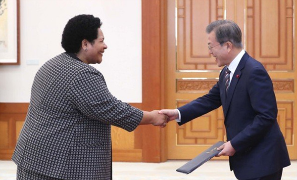 Fiji, Korea have good trade ties and excellent prospect of increased cooperation