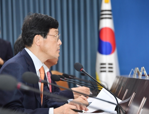 S. Korea says exports likely to improve in 2nd half
