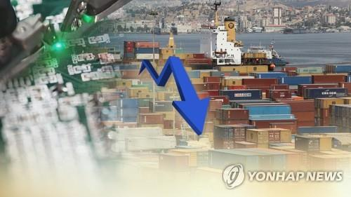 Korea's economy shrinks 0.3 pct in Q1, worst in decade: BOK estimate