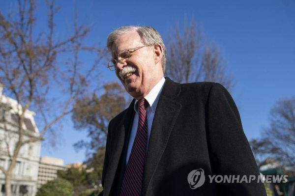 Bolton says 6-party forum is not preferred approach on N. Korea