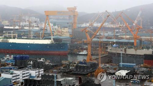 Shipyards set to miss order targets for 2nd year amid trade dispute