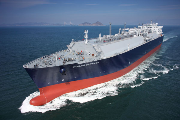 Samsung Heavy bags 450 bln-won order for 2 LNG carriers