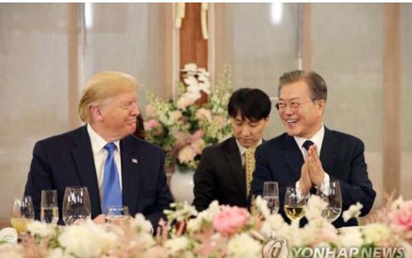 """I will visit inter-Korean border with President Moon today"""