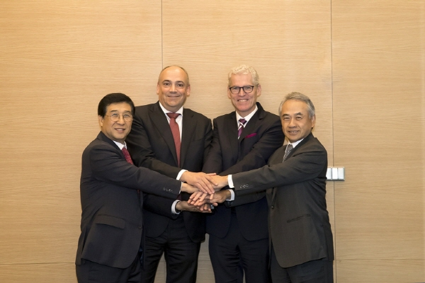 Hyundai Merchant to become member of major shipping alliance