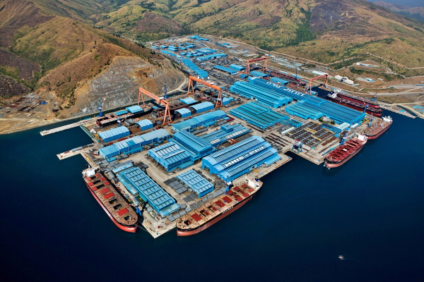 Strategic partnership signed between Hanjin Heavy and Filipino builder EEI