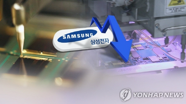 Samsung Electronics' Q2 earnings more than halve on weak memory chips