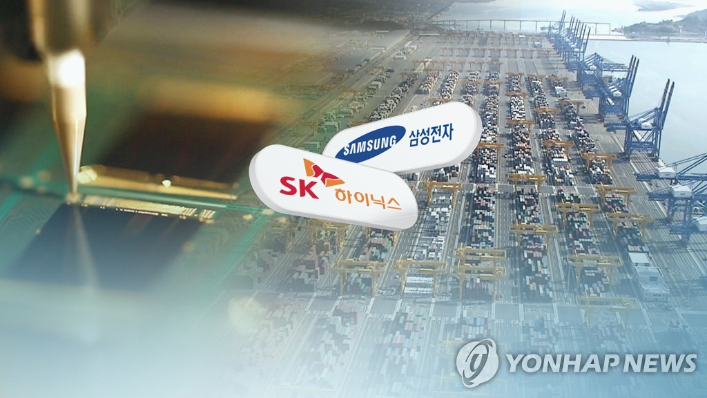 S. Korean conglomerates' H1 profits down 40 pct