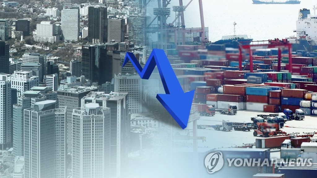 S. Korea's growth potential poised to decline amid steady drop in exports