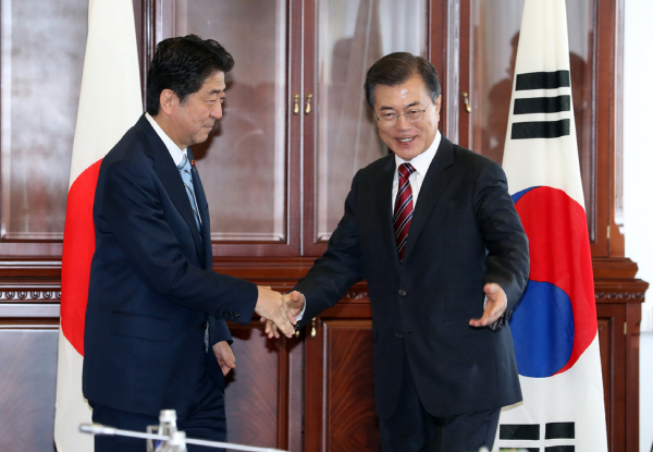 Korea, Japan should try to reset their relations in a future-oriented manner