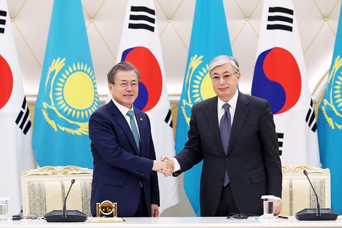 Republic of Kazakhstan - Republic of Korea: towards new horizons of cooperation