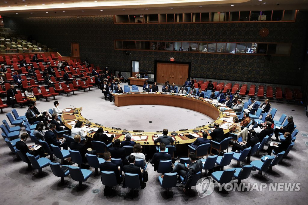 Britain, France, Germany request U.N. meeting on N.K. missile launch
