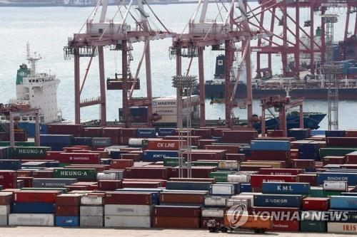 Korea's current account surplus hits 11-month high in Sept.