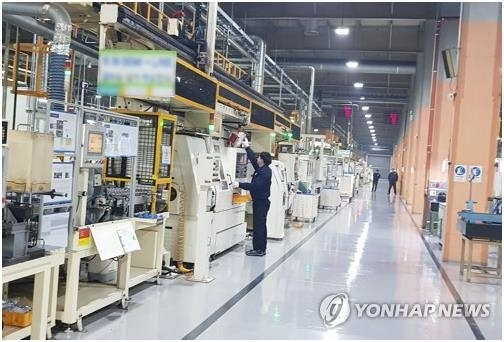 S. Korea's domestic supply in manufacturing up 1.4 pct in Q3