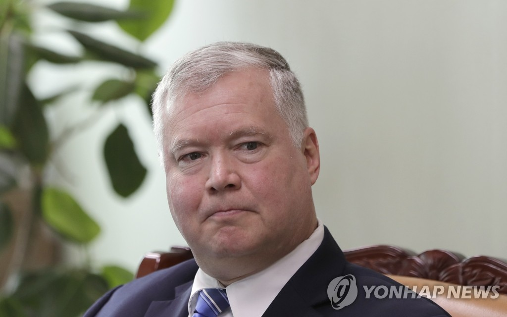 Biegun believes N.K. can still make choice to denuclearize