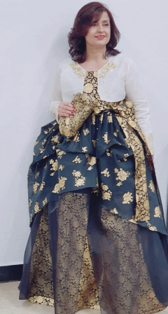 Mrs. Amal Nosseir participates in the Hanbok Fashion Show 2019 organized by the Korean Culture Association in the City of Asan in November 2019.