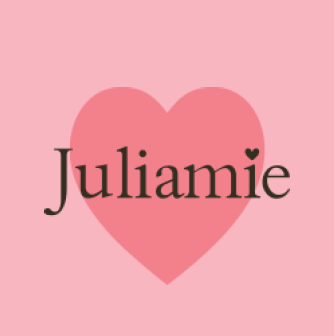 "Daol Global's brand, Juliamie in January. Juliami is a combination of the lovely girl name Julia and French Amie, which means ""friend."""