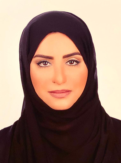 Madam Aysha Aldhaheri, spouse of Ambassador Abdulla Saif Alnuaimi of the United Arab Emirates in Seoul