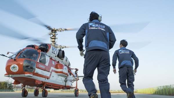 RH Focus Corporation is an official dealer of Russian helicopters in Korea