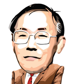 Publisher-Chairman Lee Kyung-sik of The Korea Post media