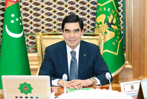 and President Berdimuhamedov of Turkmenistan congratulates school and university students and personnel of education sphere with the Day of Knowledge