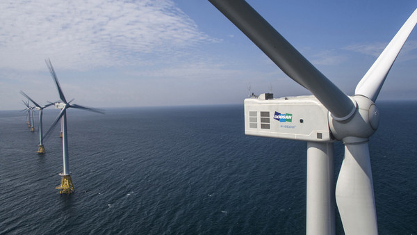Doosan Heavy Industries & Construction's Jeju Offshore Wind Power