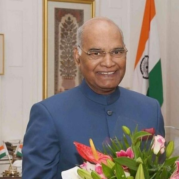 President Shri Ram Nath Kovind of India.