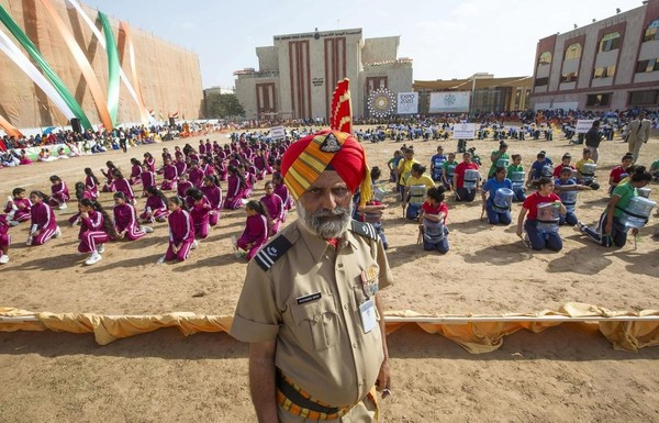 Dubai school hosts spectacular Indian Republic Day celebrations