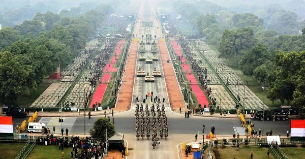 Republic Day Celebrations in India 2021
