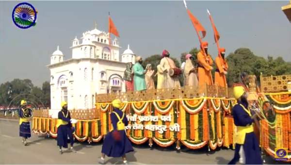 Republic Day Parade 2021 Highlights Ladakh Makes Debut in R-Day, UP Ram Temple Tableau Gets Standing Ovation on Rajpath, Covid-19 War on Display.