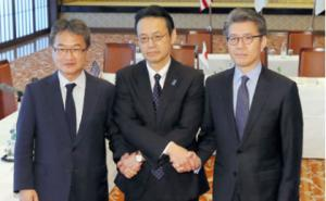 S. Korea, U.S., Japan vow to sternly deal with N.K. provocations