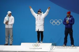 Skeleton sensation Yun focused on gold medal by imaging Olympic podium