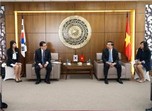 Seoul, Hanoi agree to enhance cooperation in science, technology: ICT Ministry