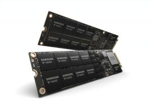 Samsung showcases new SSD for data centers