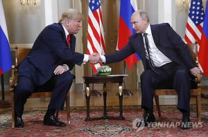 Trump voices confidence Russia will help end N.K. threat
