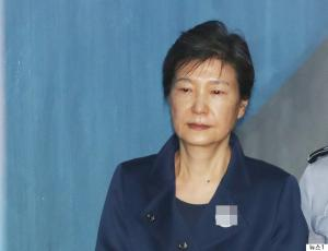 Ex-President Park Geun-hye not guilty of receipt of bribes