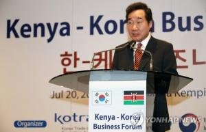 Premier Lee calls for greater economic cooperation with Kenya
