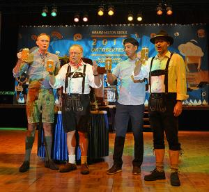 'The 12th Grand Hilton Seoul's Oktoberfest has successfully completed'