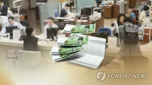 Banks profit 109 trillion won in interest income since 2015