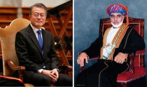 'Korea Oman's major partner in trade and various areas of economic cooperation'