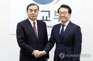 S. Korea, China seek continued momentum in N. Korea talks